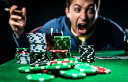 émotion casino poker