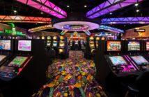 machine à sous Las Vegas - jeux vidéo