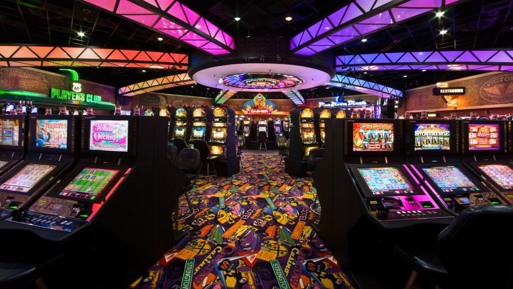machine a sous casino video