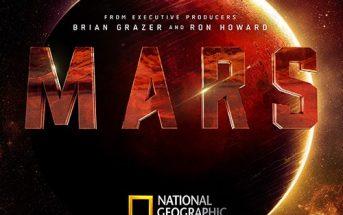 Mars : la nouvelle série documentaire de National Geographic