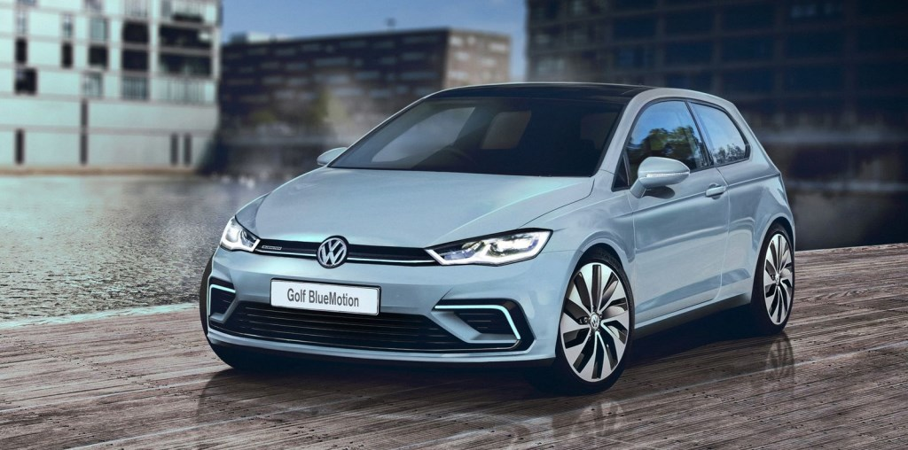 nouvelle volkswagen golf 2017 bluemotion