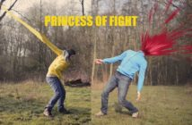 princess of fight de xavier sailliol