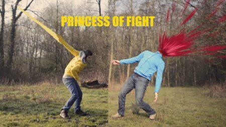 princess of fight de xavier sailliol