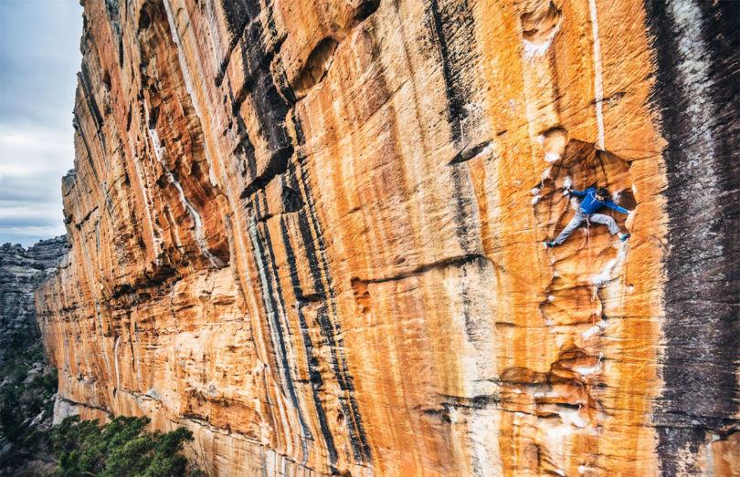 Photographer: Ken Etzel Red Bull Illume 2016 Category: Playground Athlete: Wiz Fineron Location: Grampians, Australia