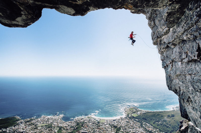 Photographer: Micky Wiswedel Red Bull Illume 2016 Category: Wings Athlete: Jamie Smith Location: Cape Town, South Africa