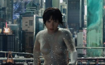 Ghost in the Shell : Scarlett Johansson sexy et explosive dans le 1er trailer VOSTFR