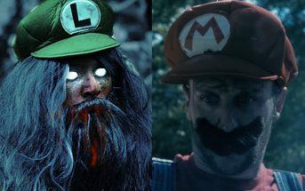 Underworld : qu'arrive-il à Super Mario quand il tombe dans un trou ?
