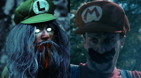 Super Mario: Underworld par Nukazooka