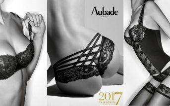 Calendrier Aubade 2017 : la lingerie sexy et raffinée à télécharger