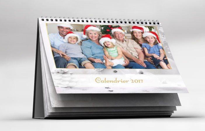 Idée Cadeau De Noël Original Calendrier Photo Personnalisé