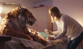 iProtectTigers: WWF-UK Christmas advert 2016