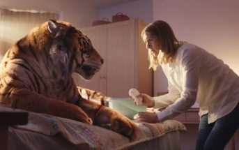 Ce spot de Noël WWF va vous sensibiliser au sort des tigres