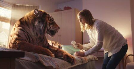 iProtectTigers: WWF-UK Christmas advert 2016