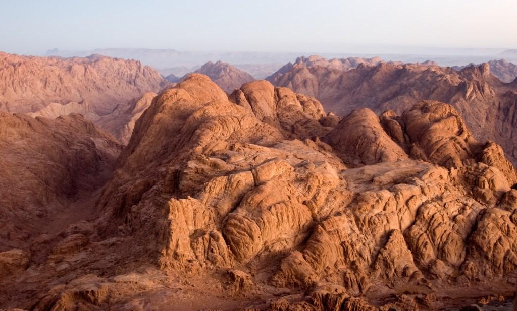 mont Sinaï Egypte