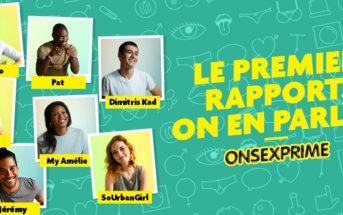 On Sexprime : quand les youtubeurs parlent de leur 1er rapport sexuel