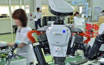 En route vers la robolution ! Doit-on avoir peur des robots industriels ?