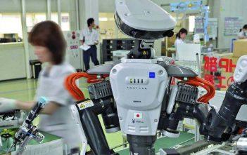 robolution revolution robot industriel