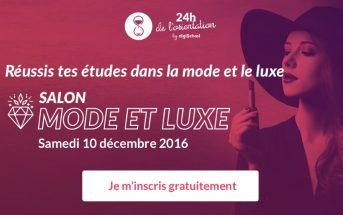 Mode, Luxe : le salon étudiant pour trouver son école et rencontrer des pro