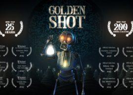 Golden Shot : le robot obsédé par la lumière du soleil [Animation]
