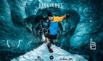 Ice Call : Sam Favret fait du ski dans la Mer de Glace