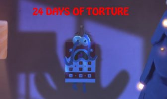 24 DAYS OF TORTURE