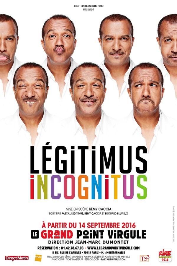 Affiche Legitimus Incognitus