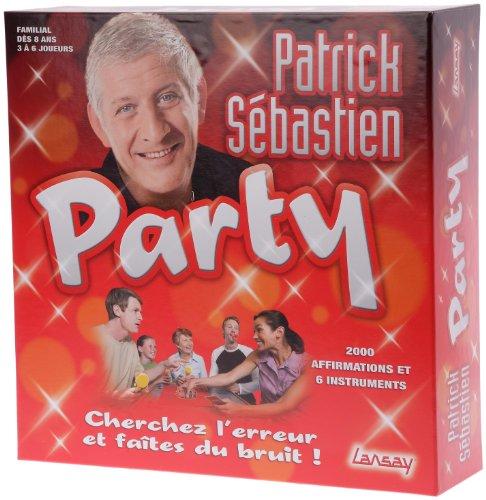 Jeu de Société « Patrick Sébastien Party