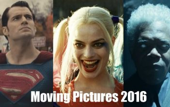 Moving Pictures 2016 - Movie Trailers Mashup - Clark Zhu