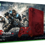 Xbox one S édition limitée Gears of Wear 2 To