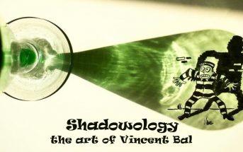 Shadowology : il utilise des ombres dans ses dessins, le résultat est génial !