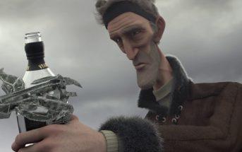 The Albatross : film d'animation sur un pêcheur alcoolique solitaire