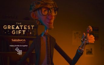 The Greatest Gift : la pub de Noël 2016 en stop-motion de Sainsbury