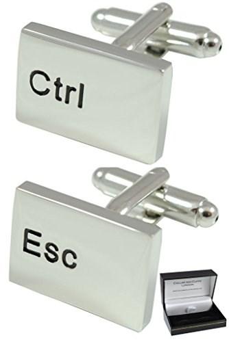 boutons manchette ctrl + esc