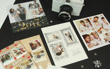 Cartes de vœux 2017