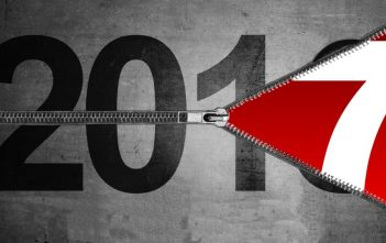 carte de voeux 2017 - bonne année