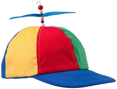 casquette à hélice