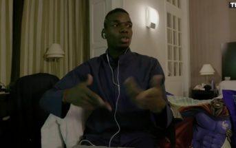 Vidéo : le freestyle de rap de Paul Pogba à l'Euro 2016