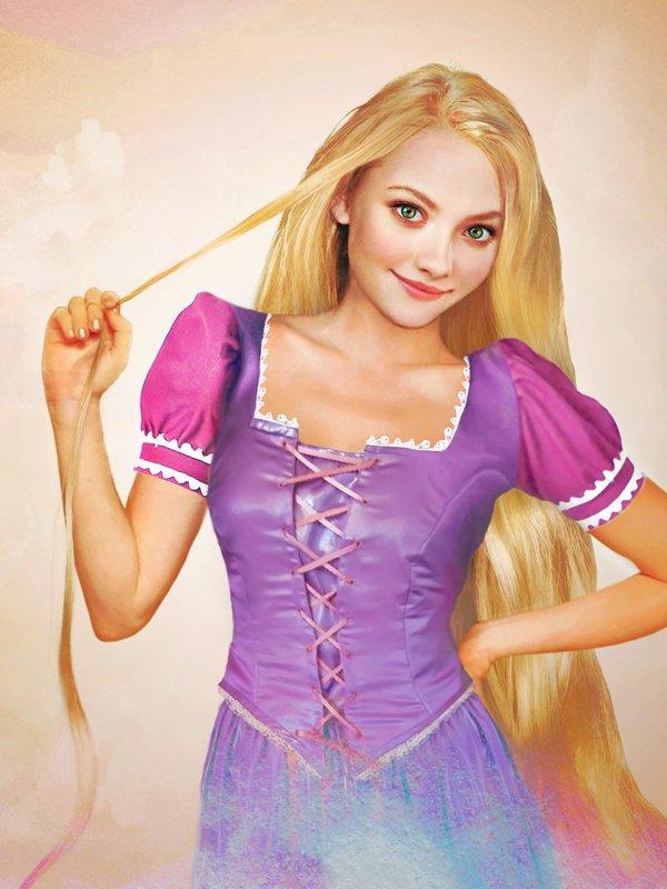 Les princesses Disney réelles : Raiponce (2010)
