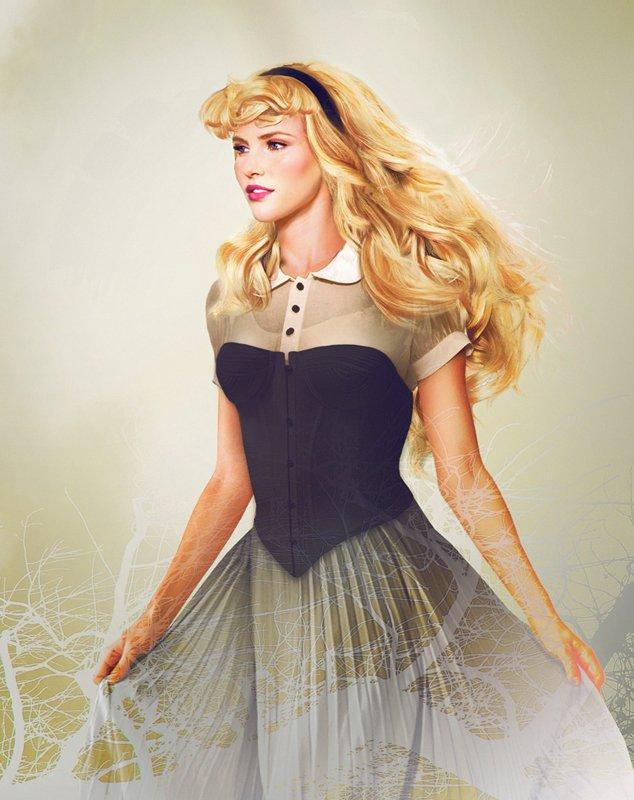 Les princesses Disney réelles : Aurore, la Belle au bois dormant (1959)