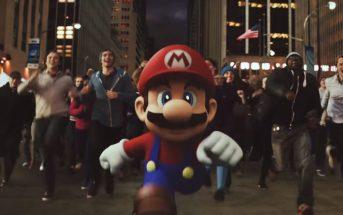 Super Mario Run : une pub épique avec des runners du monde entier