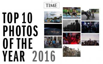 Top 10 des photos d'actualité 2016 sélectionnées par le Time