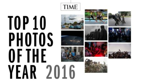 top 10 photos 2016 the times