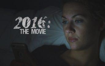 Le trailer de 2016 façon film d'horreur avec Trump en assassin