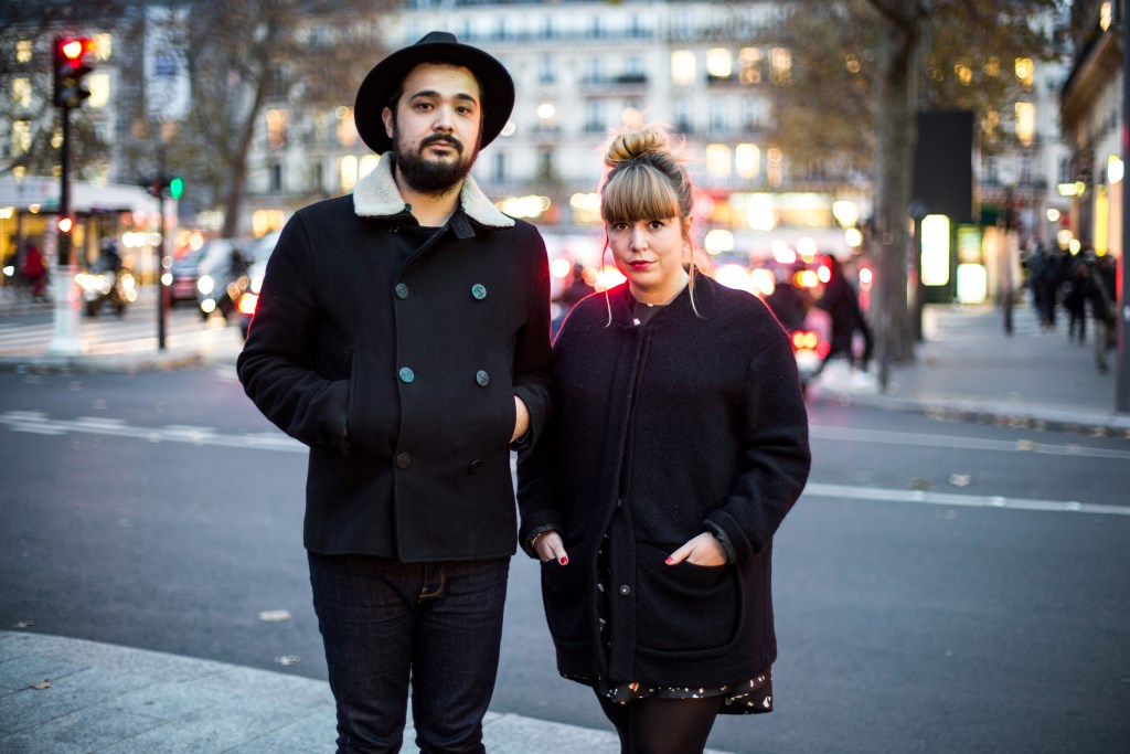 Part-Time Friends : Florent Biolchini & Pauline Lopez de Ayora