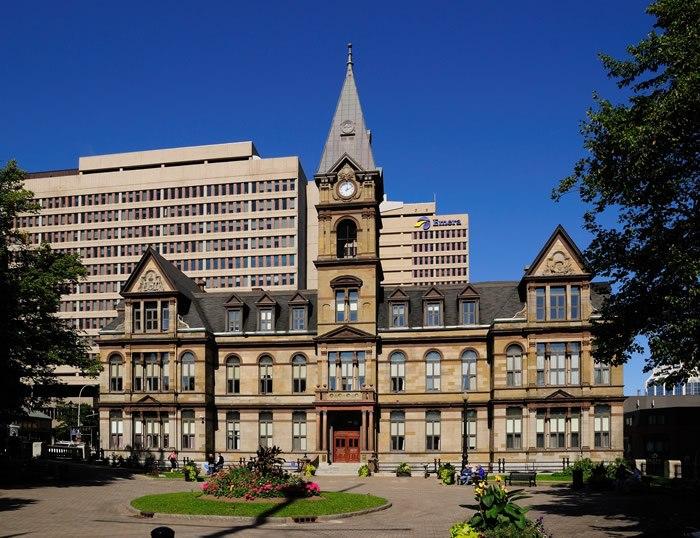 Rathaus Halifax - Canada