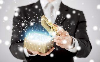 Cadeaux d'entreprise : faites plaisir à vos collaborateurs !