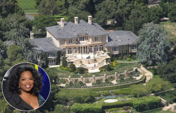 maison Oprah Winfrey