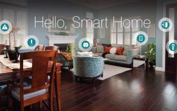 """maison intelligente : la """"smart home"""" du futur"""