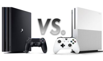 Sonay playstation PS4 Pro vs Microsoft Xbox One S : le duel des consoles next gen 2016