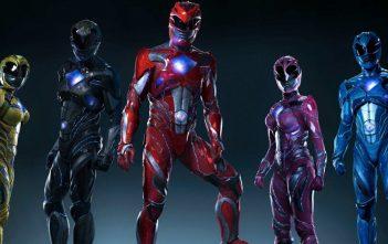 Power Rangers : le film 2017